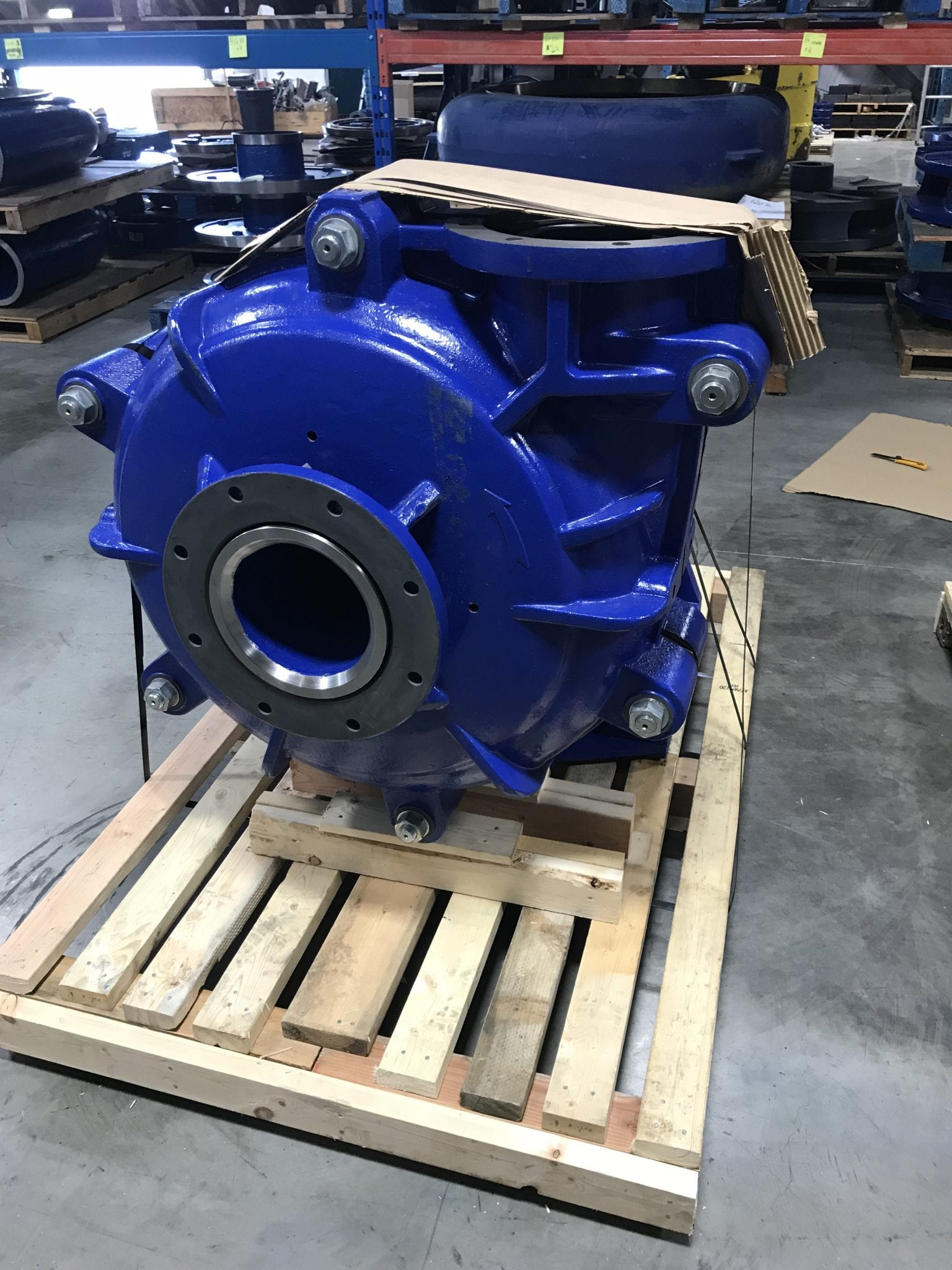ICS Mill Master Pumps