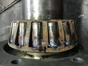 Bearings Fail