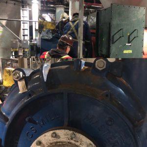 ICS Mill Master 14 x 12