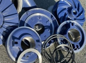 ICS Wear Group Slurry Pumps Parts