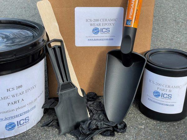 ICS Wear Group Ceramic Wear Epoxy