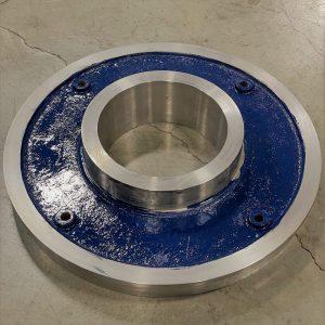 ICS 3663 Wear Plate