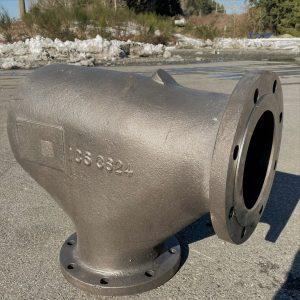 ICS 3624 Pipe Elbow