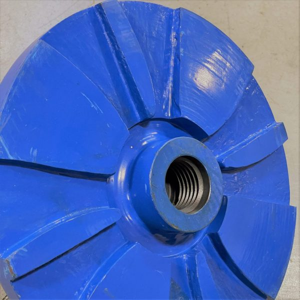 ICS Mill Master Impeller, blue