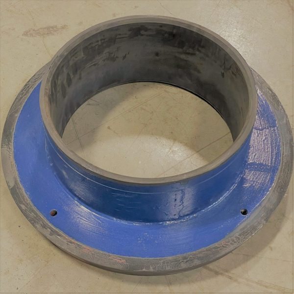 ICS Mill Master Throatbush, blue