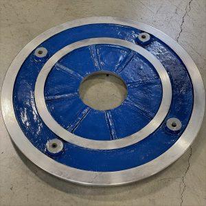 ICS Mill Master Frame Plate Liner Insert, blue