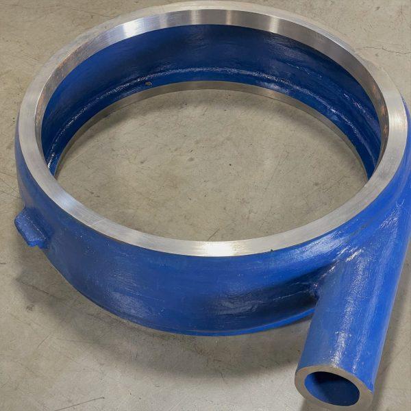 ICS Mill Master Volute, blue