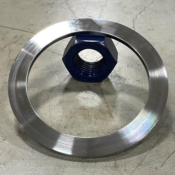 ICS Mill Master Neck Rings