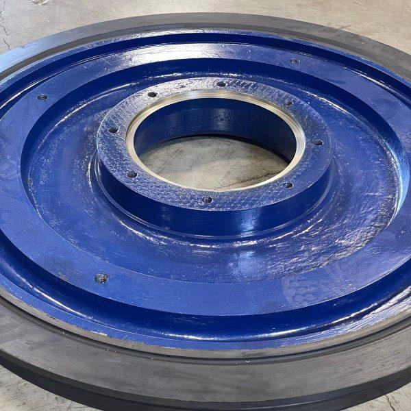ICS Mill Master Frame Plate Liner Insert