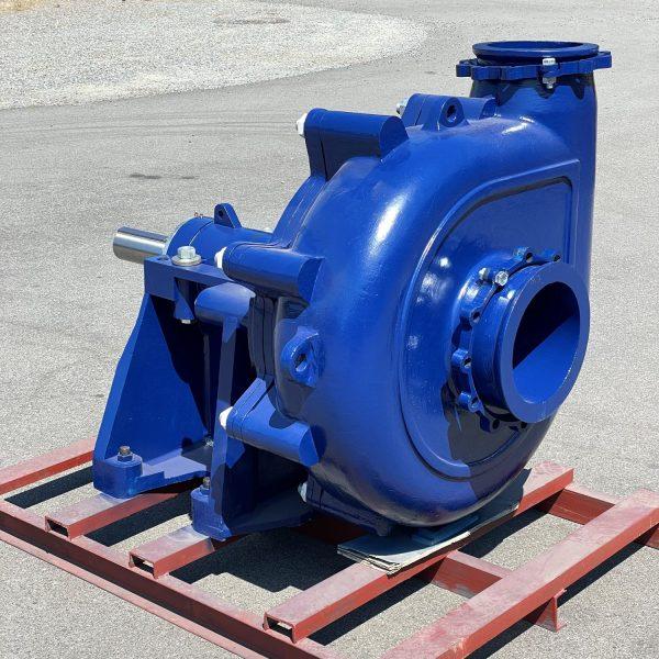 ICS Mill Master Max Unlined Horizontal Slurry Pump